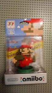 30th Year edition Super Mario Amiibo