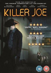 Assassino Joe DVD Nuovo DVD (EO51579)