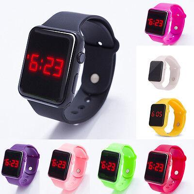 Electronic Digital Kids/Child/Boy's/Girl's Waterproof LED Display Watch Fashion
