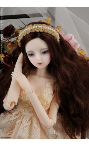 RRS Rose Hairband Dollmore Doll Accessory Headband size MSD /& SD 291 - Beige