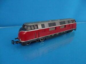 Marklin-3021-DB-Diesel-Locomotive-Br-V-200-version-3-of-1958-OVP