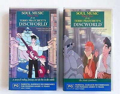 Discworld ~ Soul Music - YouTube
