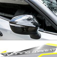 MAZDA CX-3 CX3 ab 2015 Carbon Look Spiegelkappen Kappen Deckel md17