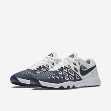 NIKE Train Speed 4 AMP PENN STATE Running Gym Shoes 844102 140 Mens Size 9