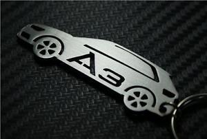 Audi A3 Keyring CAR NEW