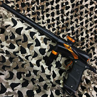Dangerous Power Dp G5 Electronic Tournament Paintball Gun - Black/orange