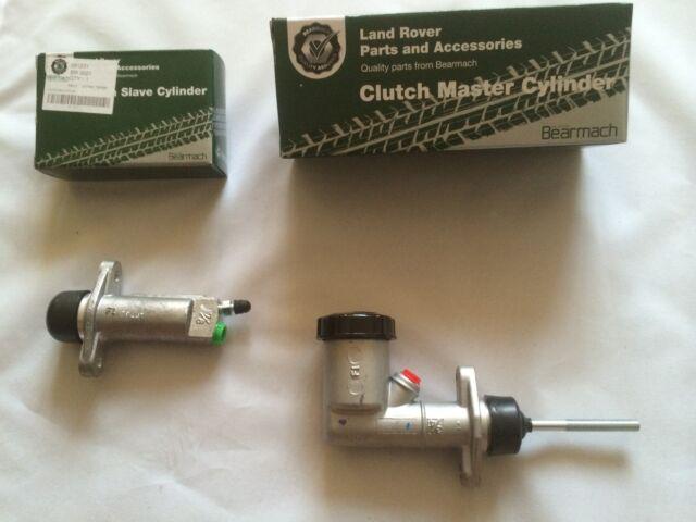 Bearmach Land Rover Defender Clutch Master & Slave Cylinder Kit STC500100 591231
