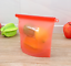 Reusable-Silicone-Food-Storage-Bags-2-Large-2-Medium-Sandwich-Liquid-Snack thumbnail 5