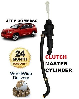 Für Jeep Kompass 2.0 Benzin 9/2006> Neu Kupplungsgeberzylinder Komplett Zubehör Zelte & Strandmuscheln