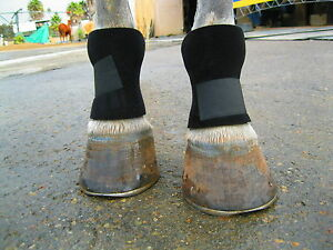 Bedsore Boots Horses-Vet recommended You are buying ONE PAIR of boots.