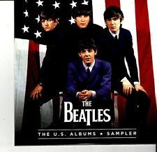 "THE BEATLES ""The U.S. Album Sampler""25 Selection Track PROMO CD im Papersleeve"