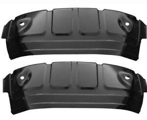 Inner-Rear-Wheelhouse-W-O-Dual-Rear-Wheels-fits-99-15-Ford-250-Super-Duty-PAIR