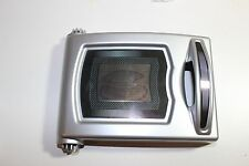 Step 2 LifeStyle Dream Kitchen Silver Microwave Oven Door Replacement Part