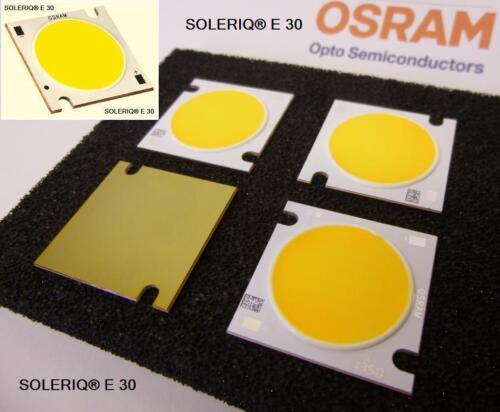 1 pezzi//1 piece OSRAM soleriq e30 COB LED 6500k COOL WHITE CRI 85 GW kajrb 2.em