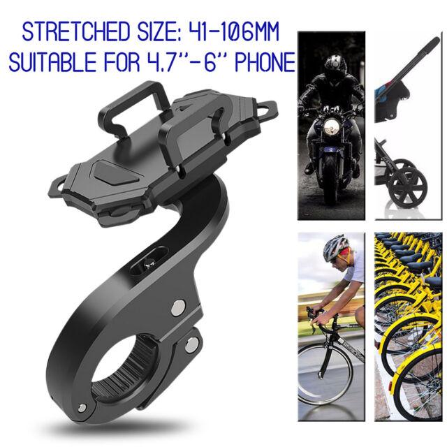 Universal Motorrad Fahrrad Bike MTB Handy Halter Halterung für iPhone HUAWEI