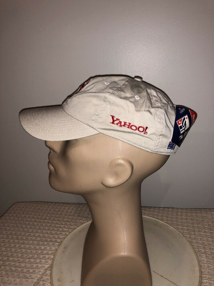 New NWT Hat The Game YAHOO PGA TOUR Baseball Cap Hat NWT GOLF 9d16ae