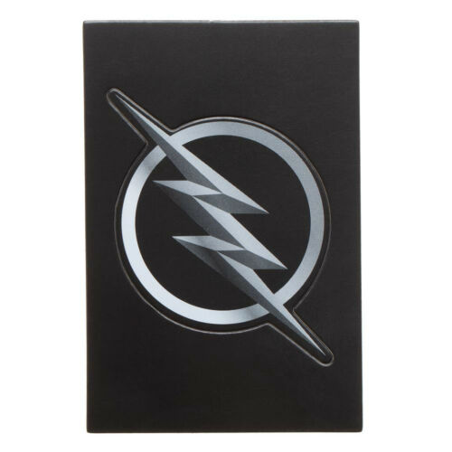 DC Comics Flash Zoom Logo Lanyard with ID Holder /& Charm New