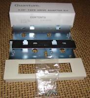 5.25 To 3.5 Quantum Drive Adapter Kit Card In Original Box