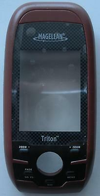 Magellan Triton 300 Handheld GPS Replacement Front Cover Plastics