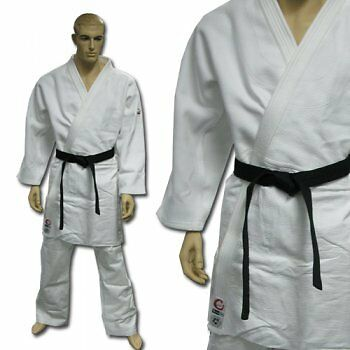JUDO AIKIDO JIU JITSU GRAPPLING  GI UNIFORM   SINGLE WEAVE  SMAI SIZE 3