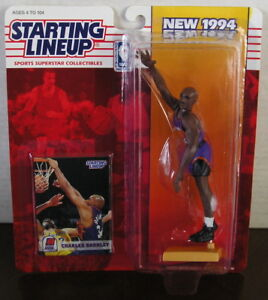 1994 Charles Barkley Phoenix Suns SLU mint on card