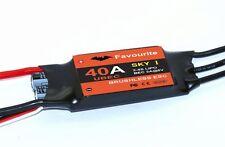 40A SBEC Brushless ESC - ELECTRONIC SPEED CONTROLLER                US VENDOR