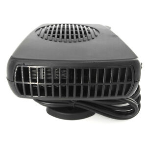 chauffage lectrique de voiture de voiture chauffe 12 v 200 w car heater warm ebay. Black Bedroom Furniture Sets. Home Design Ideas