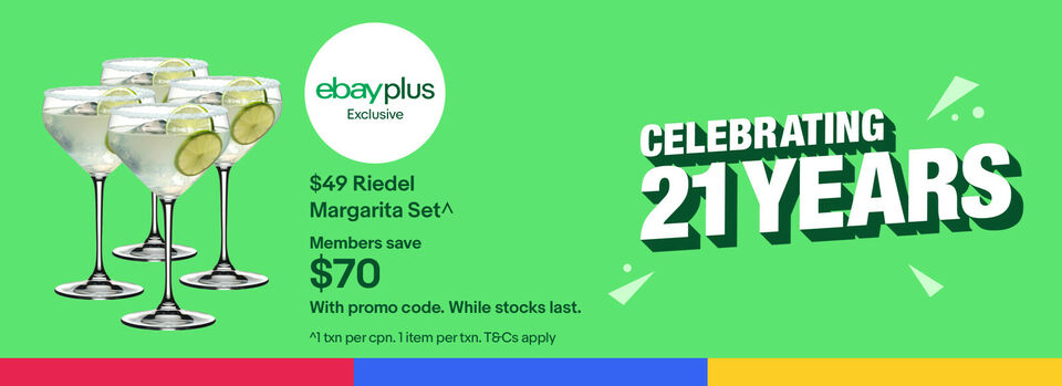 Show me deals - 21 days of deals! Only with eBay Plus