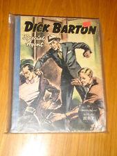 DICK BARTON SPECIAL AGENT BRITISH ANNUAL 1951 VG+