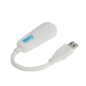 hiro h50315 usb 3 0 gigabit network adapter windows 10 8 1 8 plug n play driver ebay. Black Bedroom Furniture Sets. Home Design Ideas