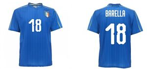 Maillot-Civiere-Italie-Officiel-Equipe-Nationale-Azzurri-Figc-18-Under-21