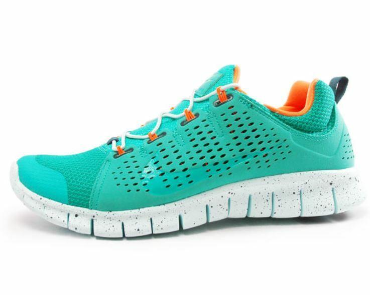 Nike Free Powerlines 2 II Turnschuhe Unisex Gr 38 grün atomic teal 555306 330     |  | Zuverlässige Leistung  | Verschiedene aktuelle Designs