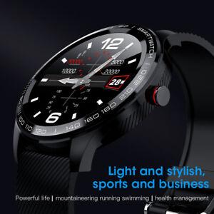 L9-Full-Touch-ECG-Smart-Watch-Heart-Rate-Smart-Watch-IP68-Waterproof-Sport-Watch