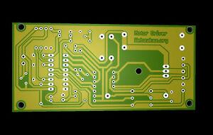 1 pcs PCB for TDA1085C Universal vitesse moteur contrôleur, nouveau