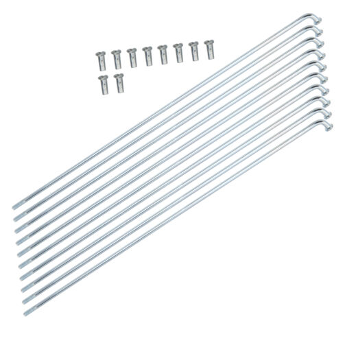 Details about  /5 Pairs 13G 190mm Universal Durable Stainless Steel Spokes For Bike Tricycle