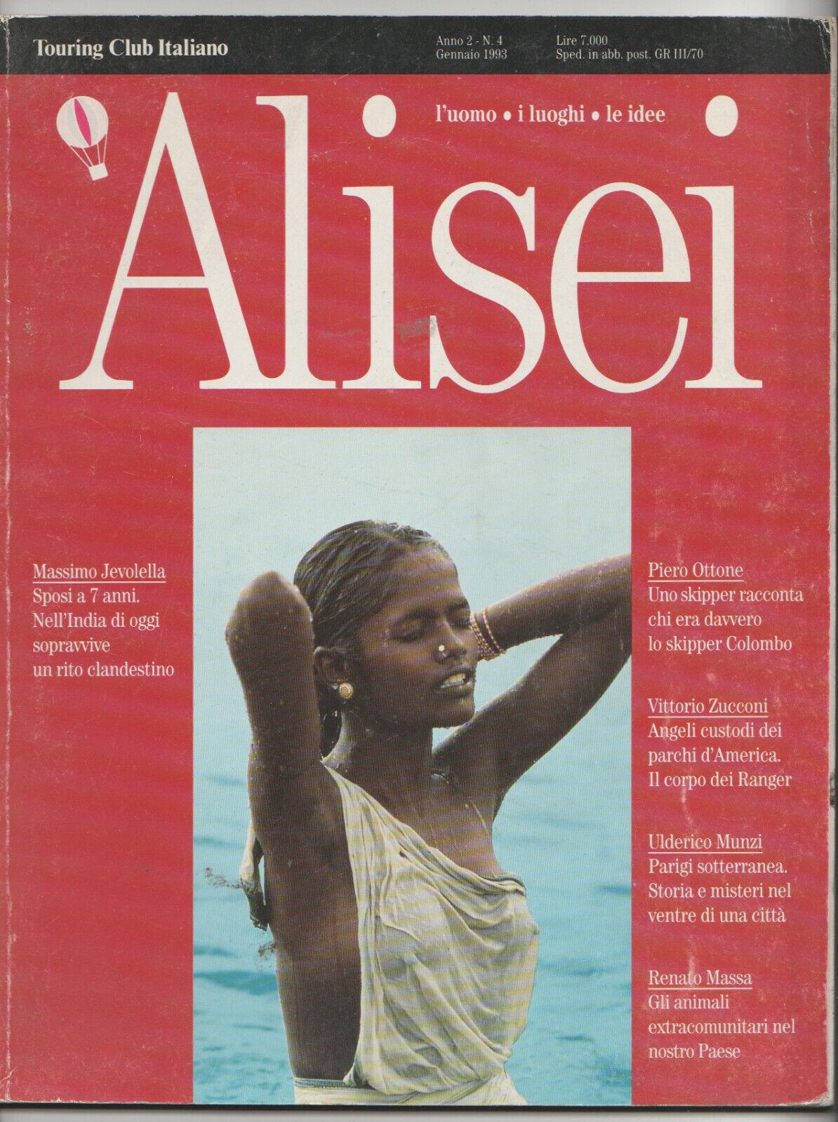 Alisei n° 4 1993