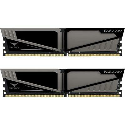 Team T-Force Vulcan 16GB (2 x 8GB) 288-Pin DDR4 SDRAM DDR4 3000 (PC4 24000) Desk