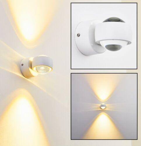 LED Design Wandleuchte Rio Strahler Wandspots Flur Treppen Haus Up /& Down Lampe