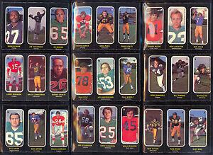 1972-OPC-CFL-Trio-Sticker-Panel-Full-Set-1-72-Theismann-Lancaster-Reed-ksa-mint