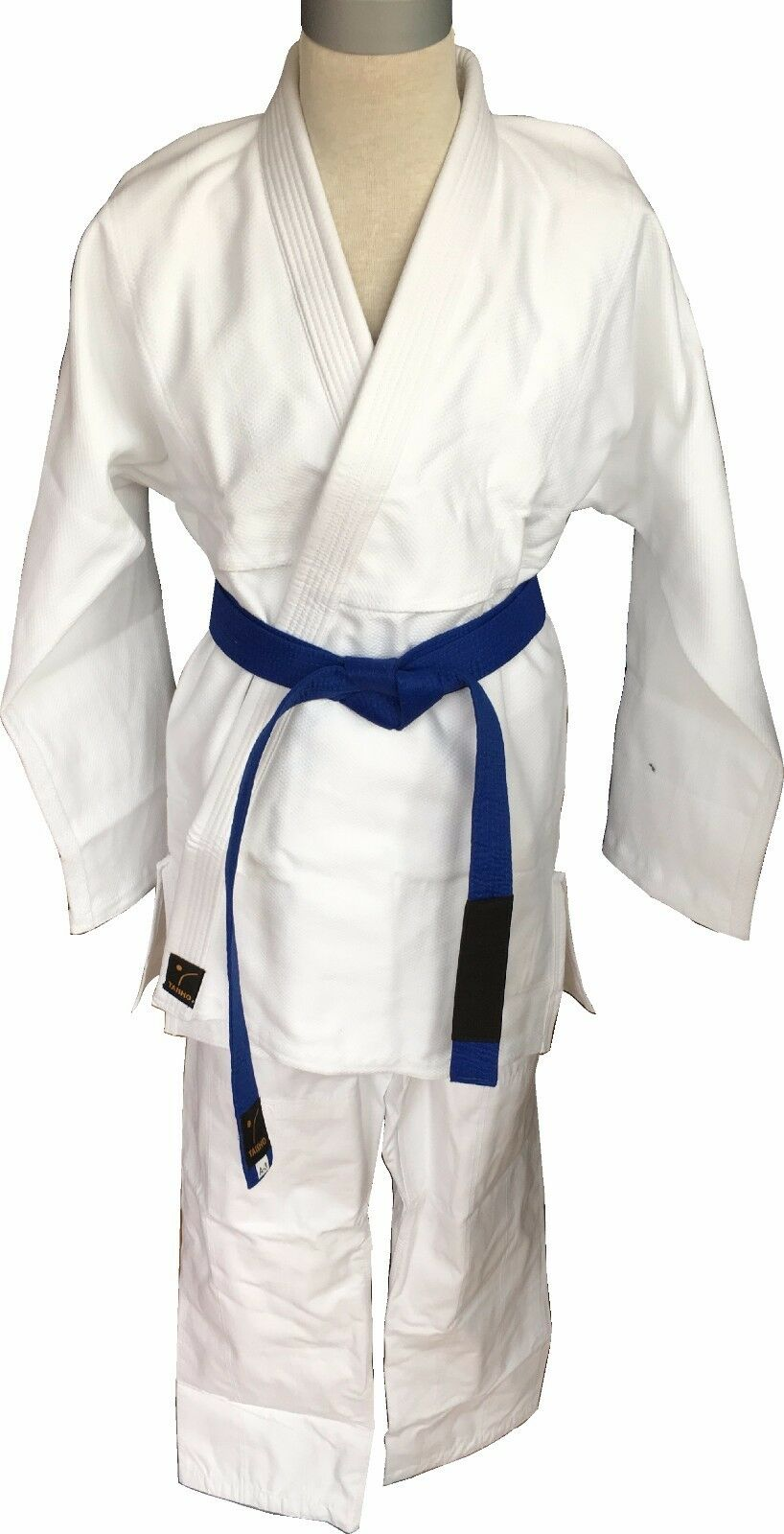 BJJ Gi  Adults  Brazilian JiuJitsu Suit in White - No Patches by TAISHO