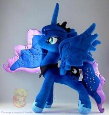 """Princesa Luna Muñeca De Felpa De 12 """" / 30 Cm Mlp Pony Peluche Luna Nightmare Moon Reino Unido Stock"""
