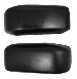 Pair of Rear Bumper End Caps For London Taxi FX4 & Fairway JHM839/0F