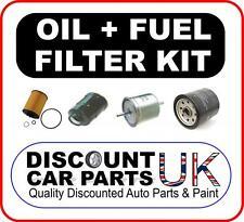 OF4 OLIO / Carburante Filtro Servizio Kit CLIO 2.0 16V BENZINA 172 BHP 1998Cc
