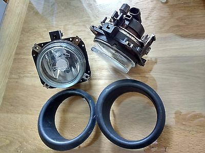 Genuine Suzuki Jimny fog lights