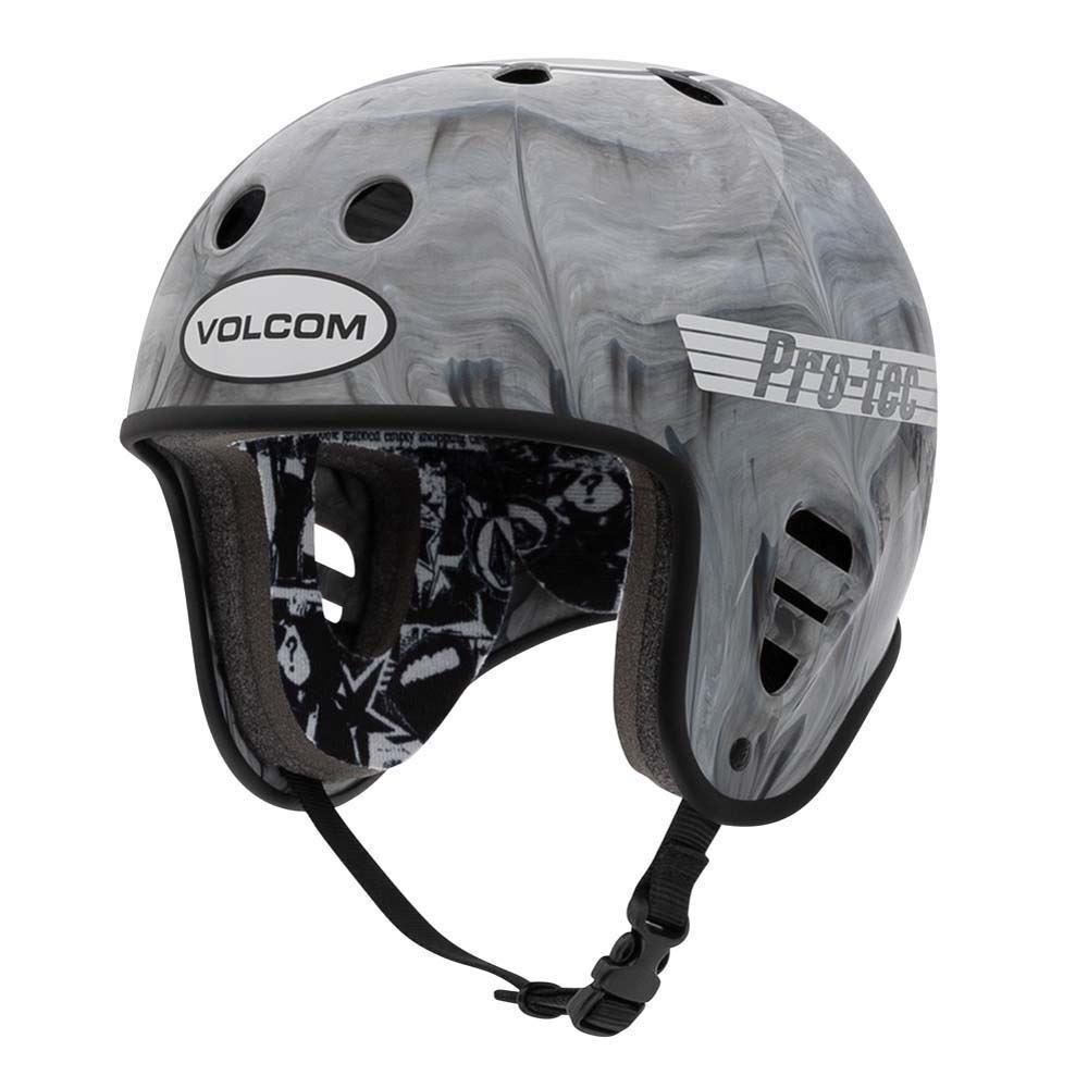 Pro Tec Full Cut Cert Volcom Helmet Cosmic Matter