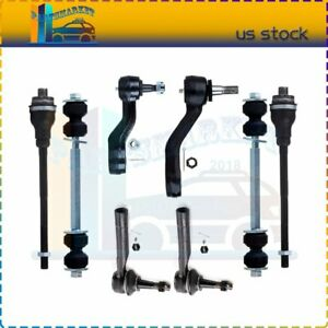 Front Suspension Stabilizer Bar Link Kit fits 2012 Cadillac Escalade EXT Set of 2
