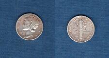 Etats Unis USA United States - Mercury Dime 1942 Silver Argent