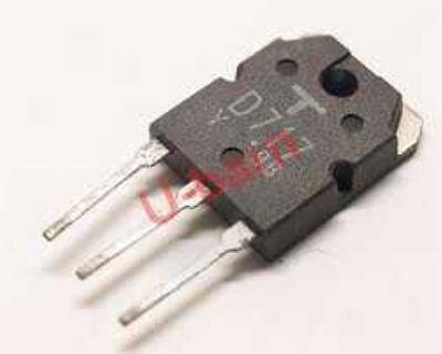 CASE 2SD717 Transistor Silicon NPN TO3P MAKE Toshiba