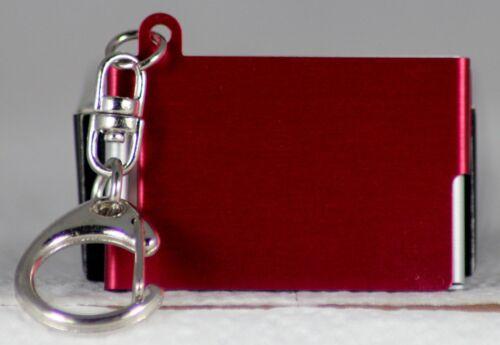 KEY CHAIN 4.5cm MIRROR KEY RING PORTABLE MIRROR STOCKING FILLER FAVOUR