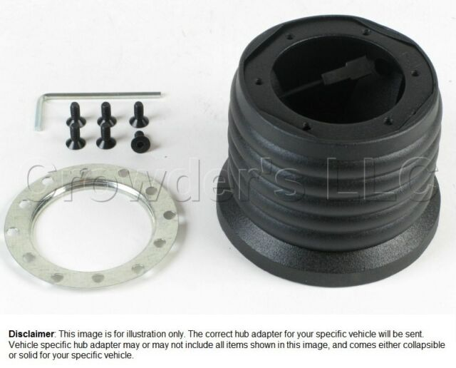 Italian Steering Wheel Hub Boss Kit for MOMO / NRG / Sparco / OMP - Mercedes